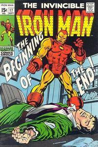 Cover Thumbnail for Iron Man (Marvel, 1968 series) #17 [Regular]