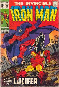 Cover Thumbnail for Iron Man (Marvel, 1968 series) #20