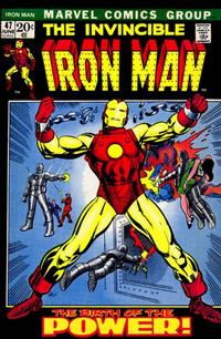 Cover Thumbnail for Iron Man (Marvel, 1968 series) #47