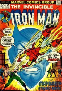 Cover Thumbnail for Iron Man (Marvel, 1968 series) #57 [Regular Edition]