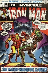 Cover Thumbnail for Iron Man (Marvel, 1968 series) #60 [Regular Edition]
