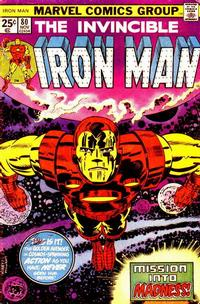 Cover Thumbnail for Iron Man (Marvel, 1968 series) #80