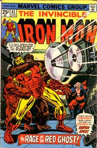 Cover Thumbnail for Iron Man (Marvel, 1968 series) #83 [Regular Edition]