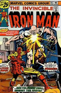 Cover Thumbnail for Iron Man (Marvel, 1968 series) #85 [25¢ Cover Price]