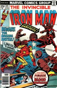 Cover Thumbnail for Iron Man (Marvel, 1968 series) #89 [Regular Edition]