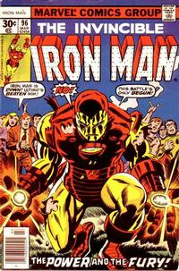 Cover Thumbnail for Iron Man (Marvel, 1968 series) #96