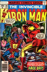 Cover Thumbnail for Iron Man (Marvel, 1968 series) #105 [Regular Edition]