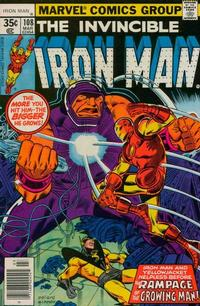 Cover Thumbnail for Iron Man (Marvel, 1968 series) #108