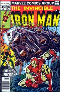 Cover Thumbnail for Iron Man (Marvel, 1968 series) #113