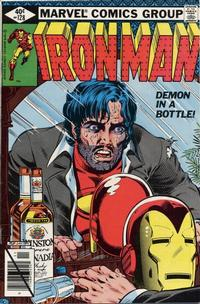Cover Thumbnail for Iron Man (Marvel, 1968 series) #128 [direct edition]