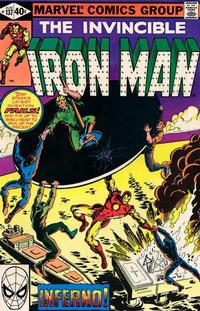 Cover Thumbnail for Iron Man (Marvel, 1968 series) #137 [direct edition]