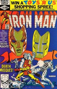 Cover Thumbnail for Iron Man (Marvel, 1968 series) #139 [Direct Edition]