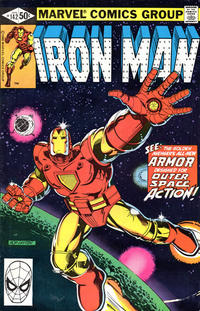 Cover Thumbnail for Iron Man (Marvel, 1968 series) #142