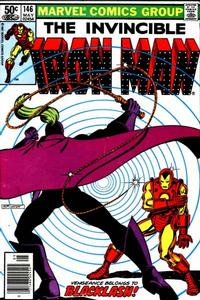 Cover Thumbnail for Iron Man (Marvel, 1968 series) #146