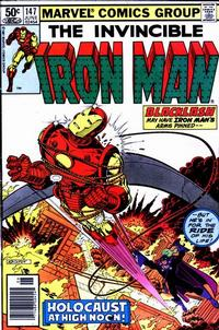 Cover Thumbnail for Iron Man (Marvel, 1968 series) #147