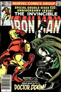 Cover Thumbnail for Iron Man (Marvel, 1968 series) #150 [Newsstand Edition]