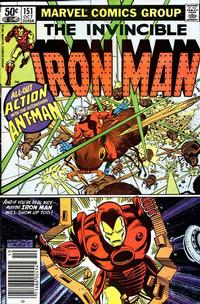 Cover Thumbnail for Iron Man (Marvel, 1968 series) #151