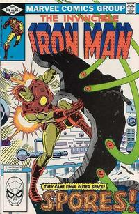 Cover Thumbnail for Iron Man (Marvel, 1968 series) #157