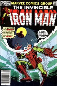 Cover Thumbnail for Iron Man (Marvel, 1968 series) #158