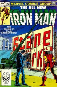 Cover Thumbnail for Iron Man (Marvel, 1968 series) #173 [Direct]