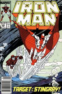 Cover for Iron Man (Marvel, 1968 series) #226