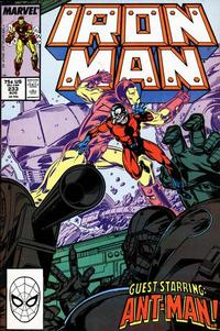 Cover Thumbnail for Iron Man (Marvel, 1968 series) #233