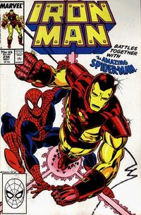 Cover Thumbnail for Iron Man (Marvel, 1968 series) #234 [Direct]