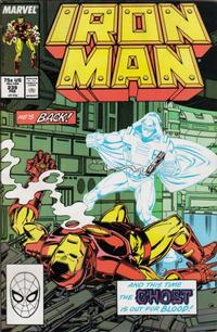 Cover Thumbnail for Iron Man (Marvel, 1968 series) #239 [Direct]