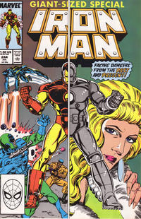 Cover Thumbnail for Iron Man (Marvel, 1968 series) #244 [Direct]