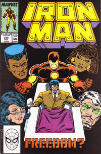 Cover Thumbnail for Iron Man (Marvel, 1968 series) #248 [Direct]