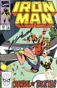Cover Thumbnail for Iron Man (Marvel, 1968 series) #253 [Direct]
