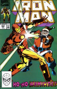 Cover Thumbnail for Iron Man (Marvel, 1968 series) #254 [Direct Edition]