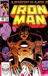 Cover Thumbnail for Iron Man (Marvel, 1968 series) #262