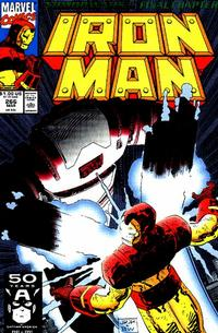 Cover Thumbnail for Iron Man (Marvel, 1968 series) #266 [Direct]