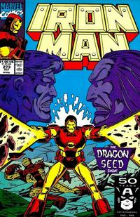 Cover Thumbnail for Iron Man (Marvel, 1968 series) #273 [Direct Edition]