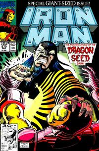 Cover Thumbnail for Iron Man (Marvel, 1968 series) #275 [Direct]