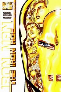 Cover Thumbnail for Iron Man: The Iron Age (Marvel, 1998 series) #1