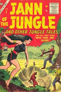 Cover Thumbnail for Jann of the Jungle (Marvel, 1955 series) #9