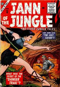 Cover Thumbnail for Jann of the Jungle (Marvel, 1955 series) #12