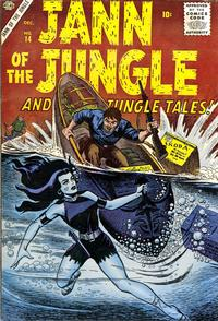 Cover Thumbnail for Jann of the Jungle (Marvel, 1955 series) #14