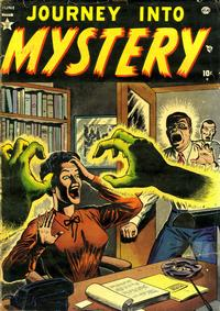 Cover Thumbnail for Journey into Mystery (Marvel, 1952 series) #1