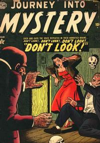 Cover Thumbnail for Journey into Mystery (Marvel, 1952 series) #2
