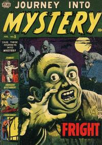 Cover Thumbnail for Journey into Mystery (Marvel, 1952 series) #5