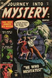 Cover Thumbnail for Journey into Mystery (Marvel, 1952 series) #8