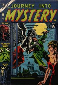 Cover Thumbnail for Journey into Mystery (Marvel, 1952 series) #14