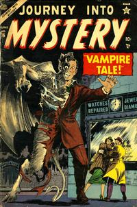 Cover Thumbnail for Journey into Mystery (Marvel, 1952 series) #16