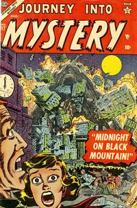 Cover Thumbnail for Journey into Mystery (Marvel, 1952 series) #17