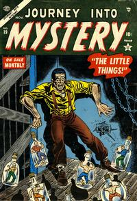 Cover Thumbnail for Journey into Mystery (Marvel, 1952 series) #19