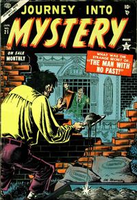 Cover Thumbnail for Journey into Mystery (Marvel, 1952 series) #21