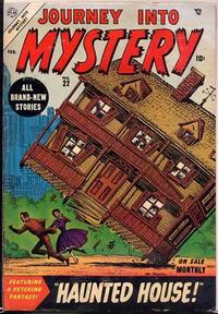 Cover Thumbnail for Journey into Mystery (Marvel, 1952 series) #22